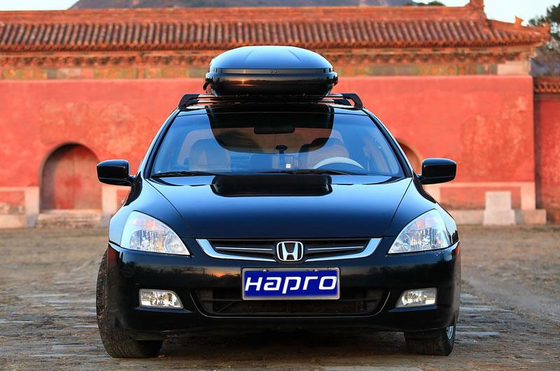 雅阁加装车顶行李箱图片-雅阁车顶箱-车顶旅行箱图片