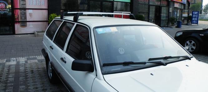 大众桑塔纳车顶架prorack酷客车顶架桑塔纳车顶行李架